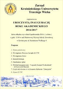 2016-inauguracja-plakat