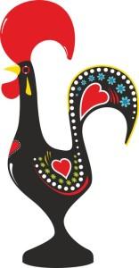 Barcelos rooster (Galo de Barcelos)